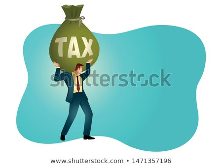 taxes burden Stock photo © huhulin