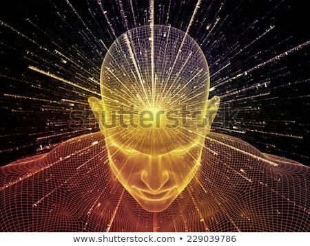 Power Of Human Creativity Stock photo © Lightsource