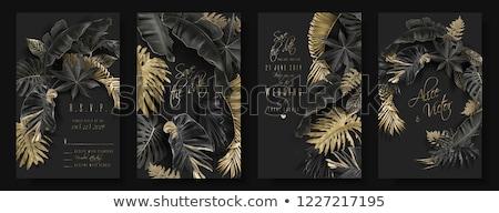 цветочный вертикальный Сток-фото © mart