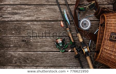 Fishing Tackle Stock photo © stevemc