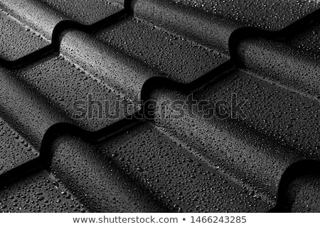Metal tiles Stock photo © maknt