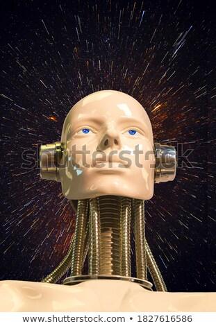 Explosive Personality Stock photo © cteconsulting