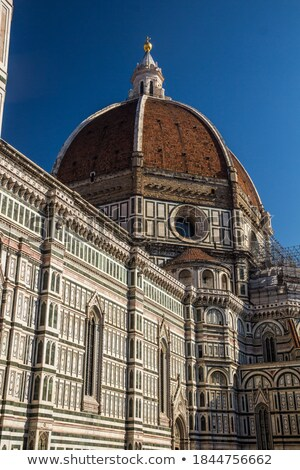 cathedral dome and city stock photo © jkraft5