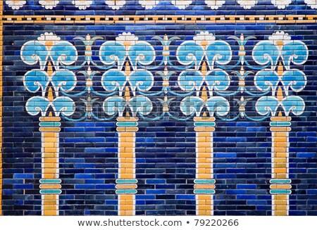 ゲート · 中世 · 要塞 · 市 · 壁 · 都市 - ストックフォト © hofmeester