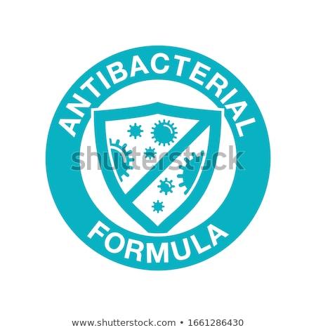 Antibacteriële zeep bar badkamer bad schone Stockfoto © chris2k