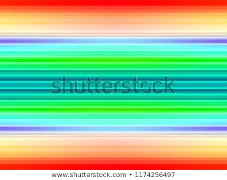 Multicolored graduated stripes pattern illustration. Stock photo © latent