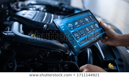 Car diagnostic tool Stock photo © papa1266