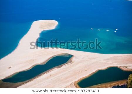 Plaży sycylia wody charakter morza tle Zdjęcia stock © elxeneize