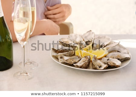 Aphrodisiac Food and Drink Stock photo © marilyna