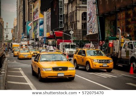 黄色 広告 にログイン 通り 新しい ストックフォト © unkreatives