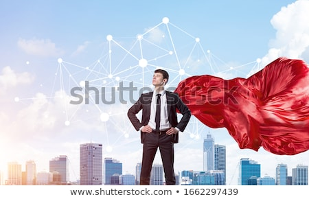 Young Confident Businessman Stock photo © cmcderm1
