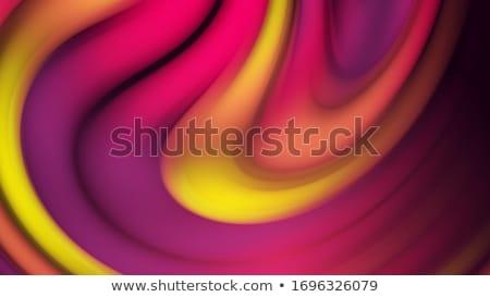 Soft pastello colore abstract fluido cappio Foto d'archivio © SArts
