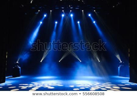 ファン · 拍手 · 音楽 · バンド · ライブ - ストックフォト © lizard
