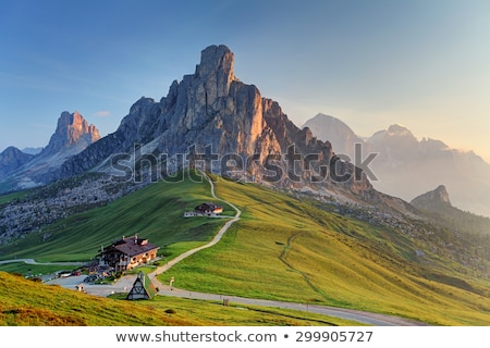 Italian Dolomites Stock photo © Antonio-S