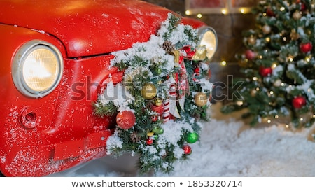 car decoration stock photo © sapegina
