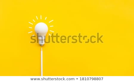 the big idea in colour Stock photo © marinini