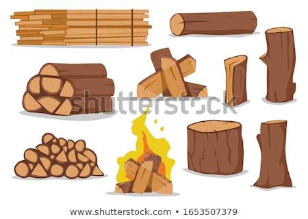 火災 · 熱 · 黒 · 石炭 · 木材 · 建物 - ストックフォト © devon