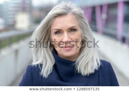 自然の美 肖像 女性 ルックス レンズ 美人 ストックフォト © carlodapino