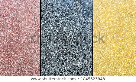 Drie stenen zand natuur groep evenwicht Stockfoto © SSilver