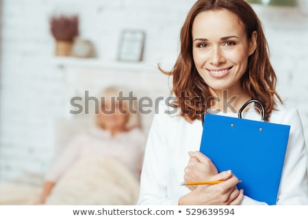 Stethoscope Folder Stock photo © limbi007