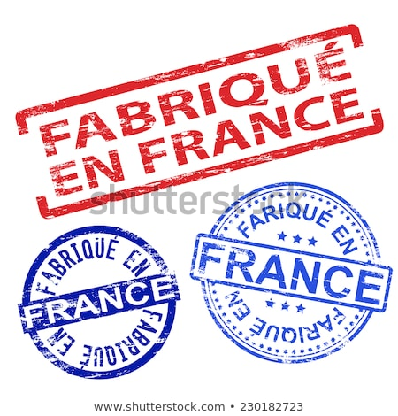 francia · eredet · ikon · fordítás · terv · térkép - stock fotó © burakowski