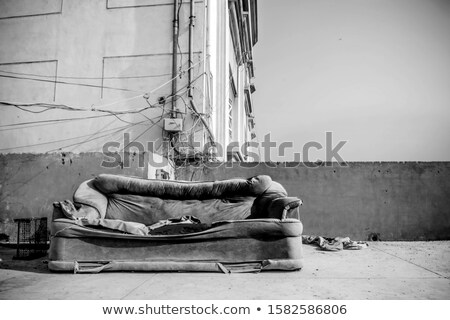 Creative oudoors background. An empty place Stock photo © hasloo