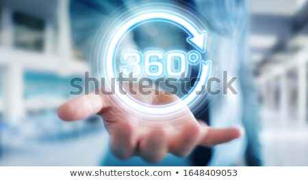 Business 360 Degrees Concept  Stock photo © ivelin