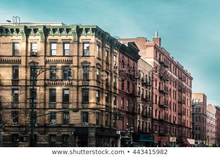 Запад Manhattan зданий Нью-Йорк Нью-Йорк бизнеса Сток-фото © lunamarina