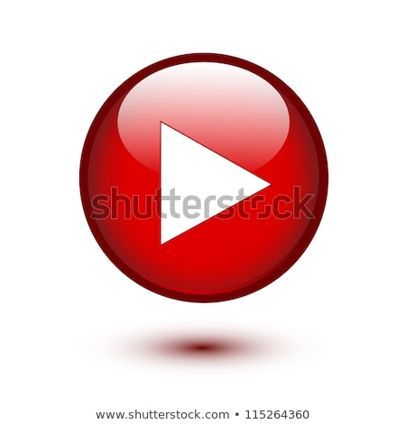 Pause Yellow Vector Icon Button Stock photo © rizwanali3d