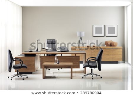 Office furnitures Stock photo © bluering