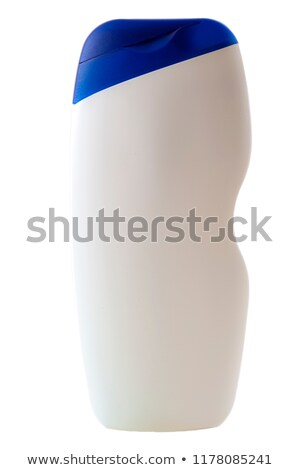 blu · bottiglia · coprire · bianco · acqua · birra - foto d'archivio © bluering