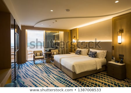 Seaside Suites Stock photo © ca2hill