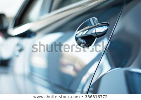 Close-up Of A Car For Sale Stock photo © AndreyPopov