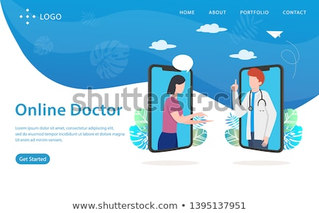 seringa · humanismo · medicina · cor - foto stock © robuart