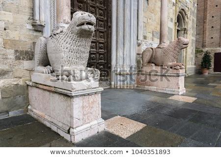 cathédrale · externe · Italie · belle · ciel · bâtiment - photo stock © boggy