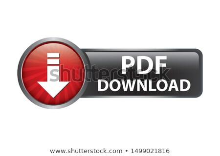 Pdf скачать 3D 3d визуализации иллюстрация Сток-фото © djmilic