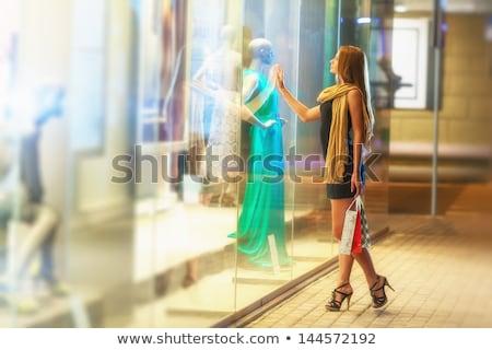 fashion ladies on the way Stock photo © get4net