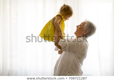 grandmother and child stock photo © photography33