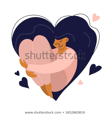 girl in love stock photo © sapegina