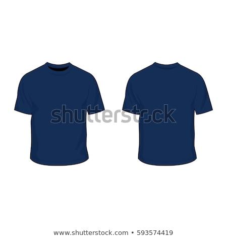 красный · футболки · белый · назад · рубашку · платье - Сток-фото © sumners