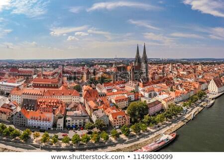 Regensburg Stock photo © joyr