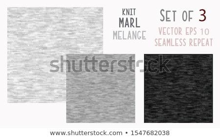 szett · végtelenített · klasszikus · minták · vektor · feketefehér - stock fotó © juliakuz