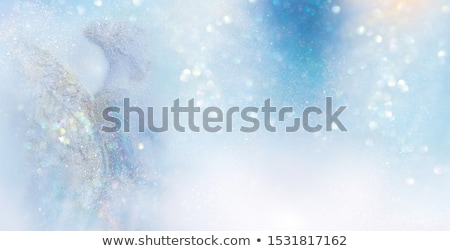 Winter Angel Stock photo © AlienCat