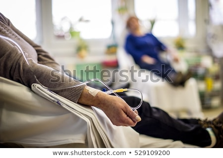 Cancer Treatment Stock photo © Lightsource