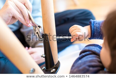 Fixing Education Stock photo © Lightsource