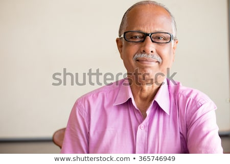 Proud businessman retiring stock photo © photography33