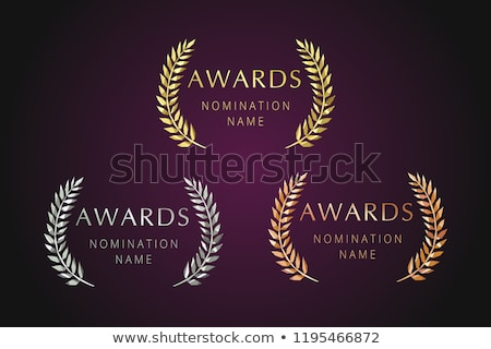 banner award set stock photo © cteconsulting