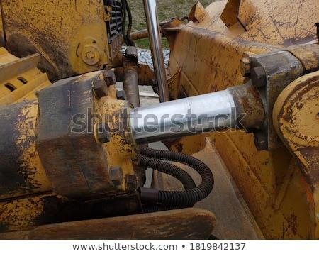 Concretas textura motor oscuro piso fondo Foto stock © mikemcd
