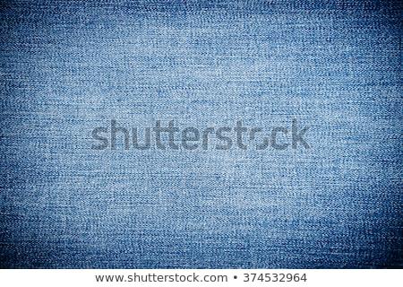 Denim textuur achtergrond abstract ontwerp achtergrond Stockfoto © elwynn