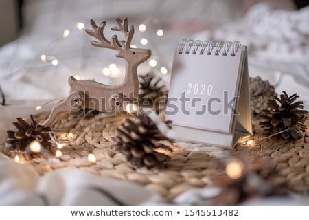 Eco New Year Design Stock photo © rioillustrator